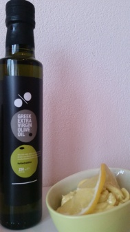 Mayonnaise mit Spyridoula´s 100% GREEK EXTRA VIRGIN OLIVE OIL